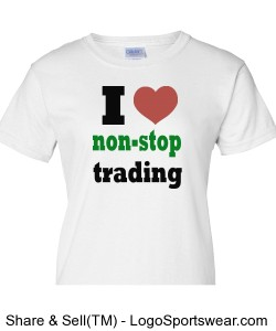 I-Luv-trading T-shirt Design Zoom